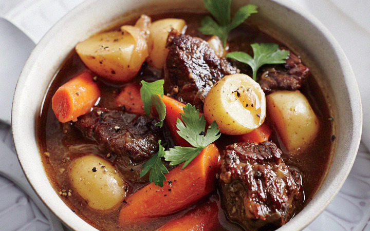 Slow Cooker Beef Stew 1440 Large